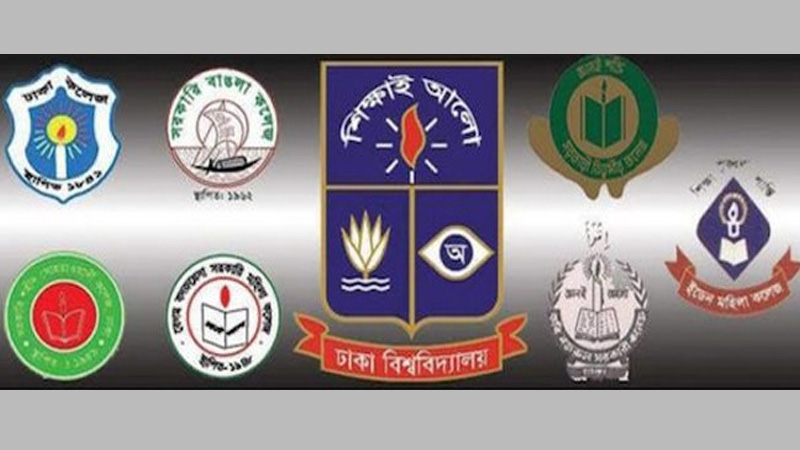 DU Affiliated 7 College Honours 2nd Year Result 2018